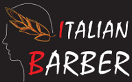 Italian Barber Barber beard oil hairdresser