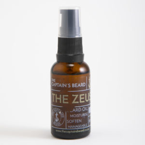 Beard oil- Private Reserve